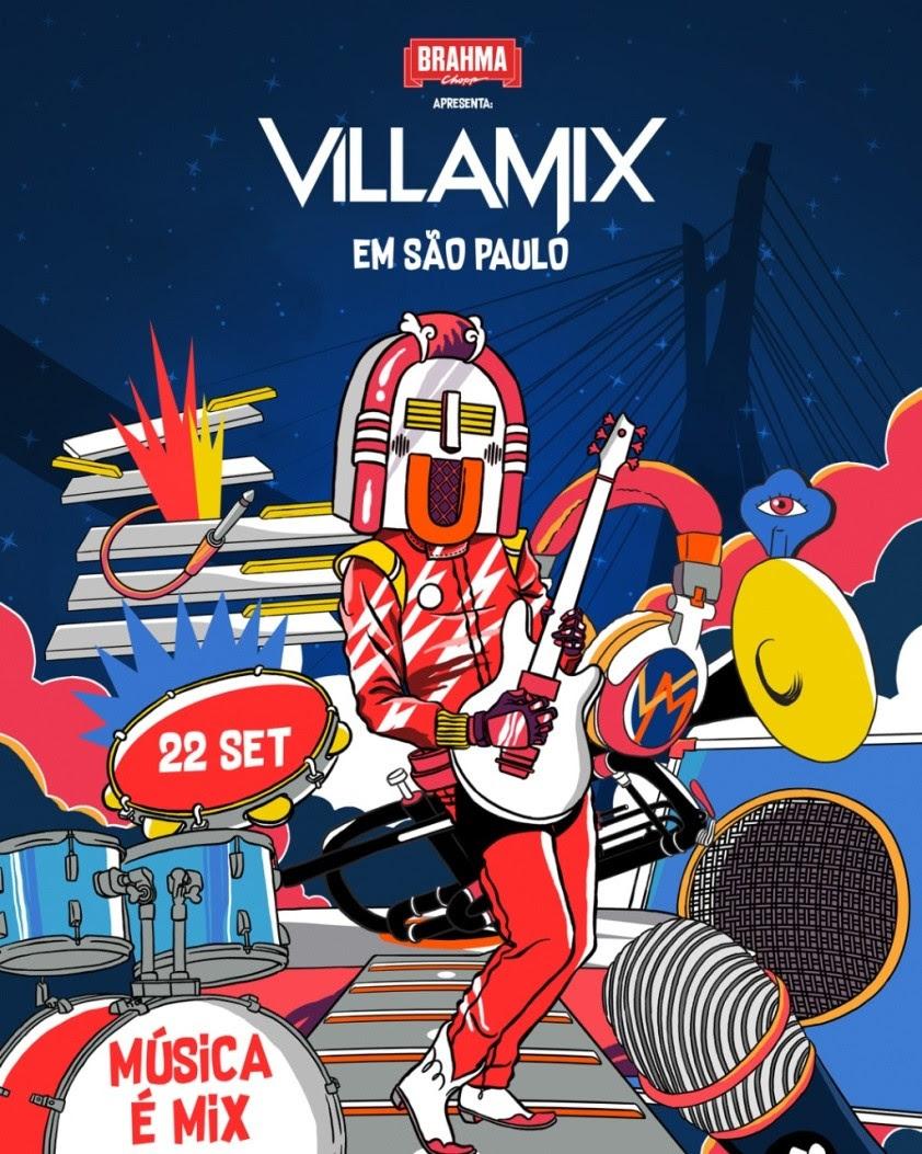Villamix festival